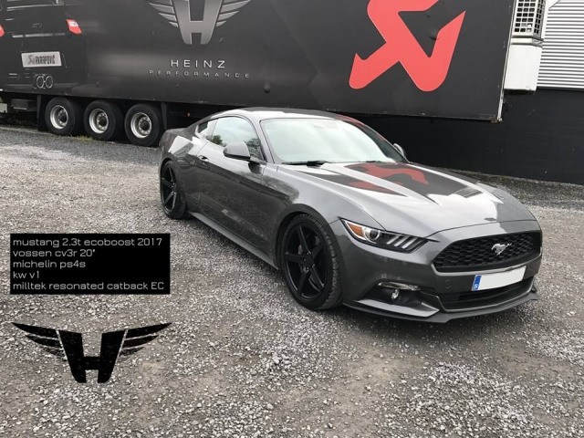 Make-over Ford Mustang 2.3t Ecoboost