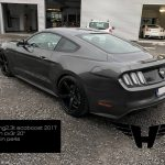 Ford Mustang 2.3t Ecoboost make-over