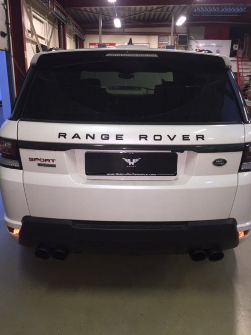 Range Rover Sport 5.0d, build to order!