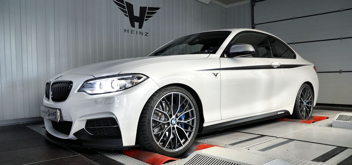 BMW Tuning - More fun - Chiptuning by Heinz Performance »
